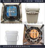 黄岩塑料模具 20L润滑油桶模具精品  模具