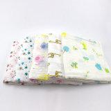 婴儿纱布浴巾  新生儿抱被 宝宝纱布盖毯