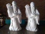 石膏财神工艺品像招财进宝石膏像
