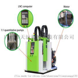 液体硅胶供料机可以配套注塑机使用吗