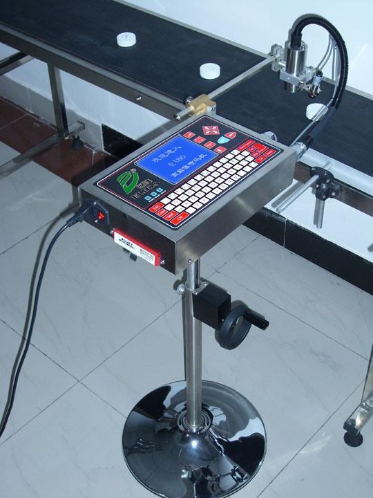 恩平小型喷码机配有触摸屏幕使用非常方便
