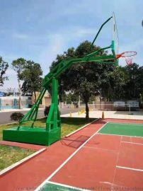 平箱式篮球架新型平箱式篮球架 广鑫篮球架