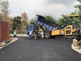 惠州沥青路面建设公司-惠东沥青道路摊铺
