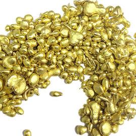 厂家直销H75黄铜粒 首饰铜粒 环保铸造铜粒