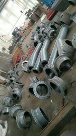 陶瓷异径管 沧州陶瓷耐磨管 江河机械