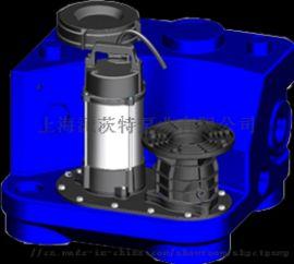 超市专用污水提升器全密闭污水提升设备 工程专用