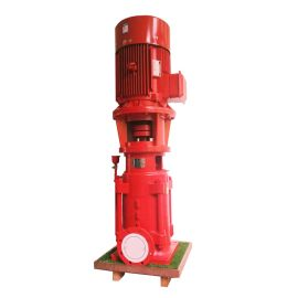 XBD-DL系列立式多級消防泵組