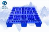 六盤字堆碼塑料托盤,貨架棧板,週轉托盤 1212