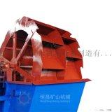 河沙山沙轮斗洗砂机 摩天轮洗沙机制造商 洗砂机设备