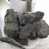山東2-3釐米黑色火山石永順多少錢出售