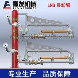液化天然气LNG卸车增压臂