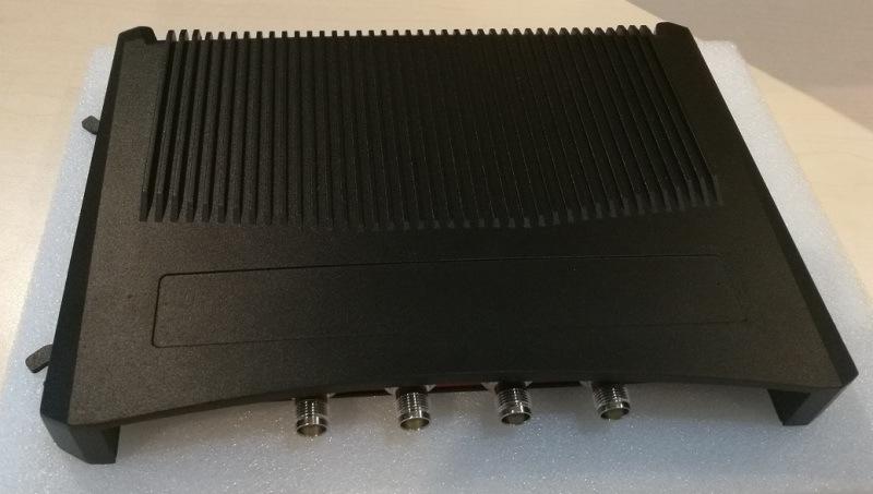 RFID四通道 R2000方案 300张标签不漏读