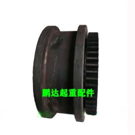 专业生产起重机单双梁行车轮  起重配件