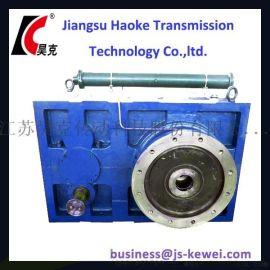 江苏省**的行星齿轮箱 单螺杆挤出机 ZLYJ112 减速机 江苏 橡胶