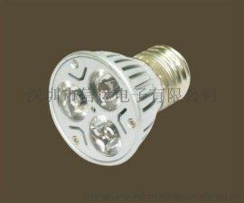 LED射灯/LED商业照明用灯/led spot light/E27/3W/E27/4W