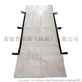 蓝色PVC复膜殡葬尸体袋医疗**消防成年人遗体袋