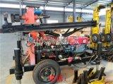 鲁探FY130自行式气动水井钻机百米小型打井钻机