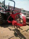 四輪帶動開溝機  農田排水開溝機