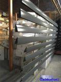 泰州鋁天花掛片 鋁掛片圖片 鋁垂片吊頂廠家
