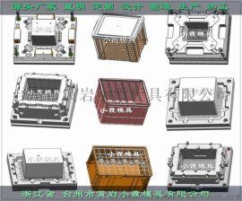 中国注射模具透明PE塑料储藏箱模具精品  模具