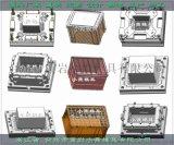 中國注射模具透明PE塑料儲藏箱模具精品高端模具