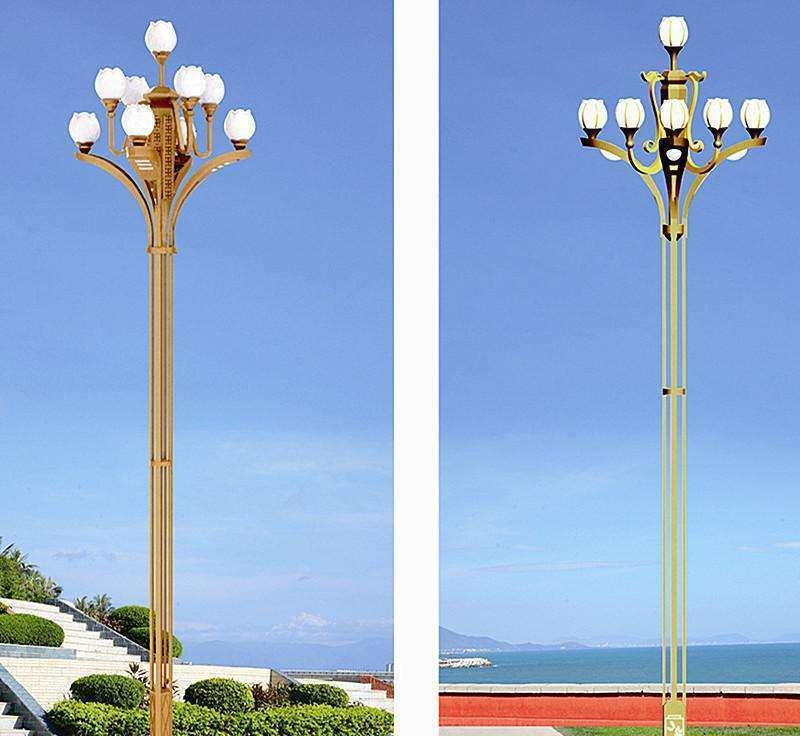 達州玉蘭燈雅安玉蘭燈廠家西昌玉蘭燈
