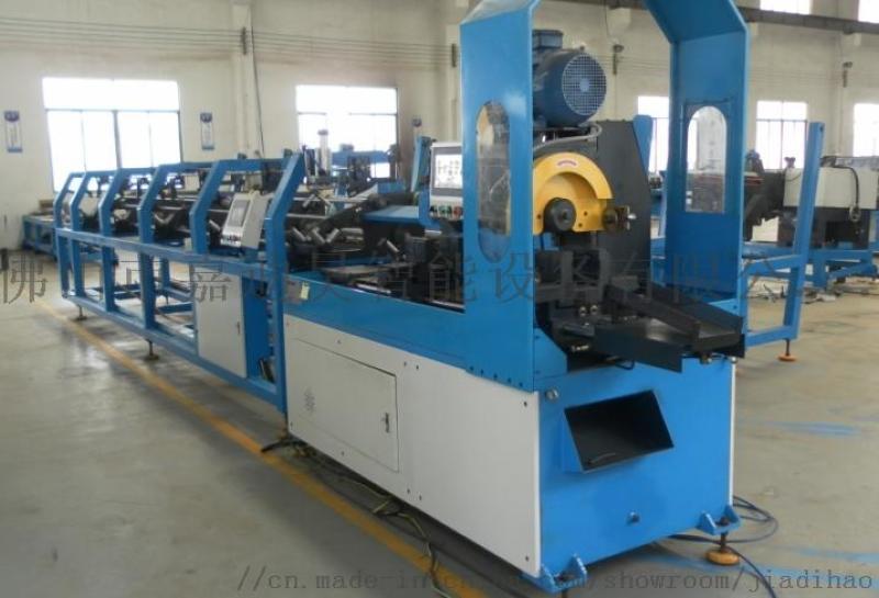 中山钢管全自动数控上下料切管机生产线厂家直销
