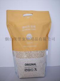 豆腐猫砂工厂  可代工