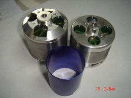 遥控模型零配件-无刷马达零配件外壳数控加工