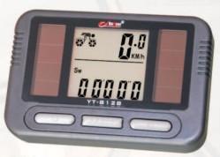 双太阳能自行车码表(YT-812B)