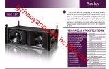 DIASE   XLC127    线阵音响    EV系列音响     线阵音响厂家