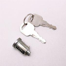 各种锌合金锁芯 防盗 油箱盖锁芯锁具 专业厂家生产