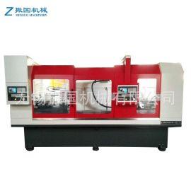 厂家直销 振国机械ZG-SJT100双头数控车床 双系统 双主轴数控车床