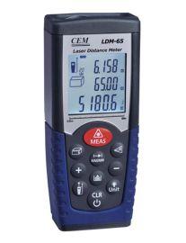 工业级远距离手持式激光测距仪,使用简单安全 LDM70