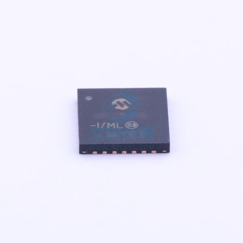 微芯/PIC18F25J10-I/ML  原装