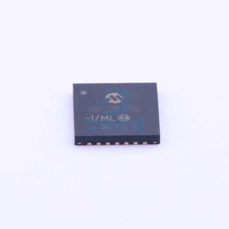 微芯/PIC18F25J10-I/ML  原裝