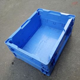HP塑料物流箱 HP汽车零配件物流箱 塑料周转箱工厂塑胶箱厂家直销