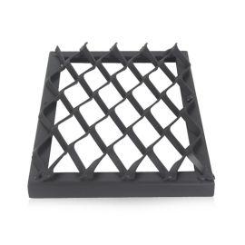 鋁網板金屬鋁合金鋁絲網拉伸建材護欄網廠家定制