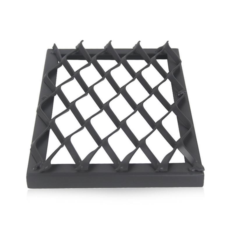 铝网板金属铝合金铝丝网拉伸建材护栏网厂家定制
