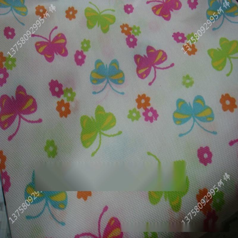 新價供應多規格口罩印花水刺無紡布_定製印花水刺布生產工廠