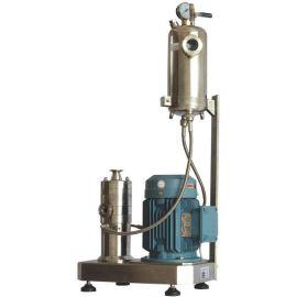 上海思峻直銷  水性油墨高速三級分散機 化工分散機 高效率