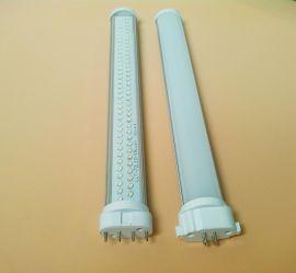 2G11LED灯管 H型 LED横插灯 日本GY10Q 2G11各种规格定制