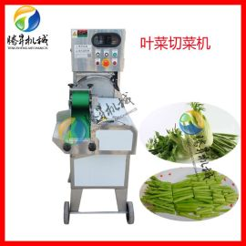 不锈钢切菜机 单头蔬菜切割机 大头菜切粒切段机