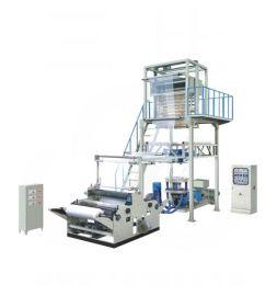 升降旋转机头吹膜机(PE热收缩膜吹膜机)(SJ-B50、55、65、65-1)