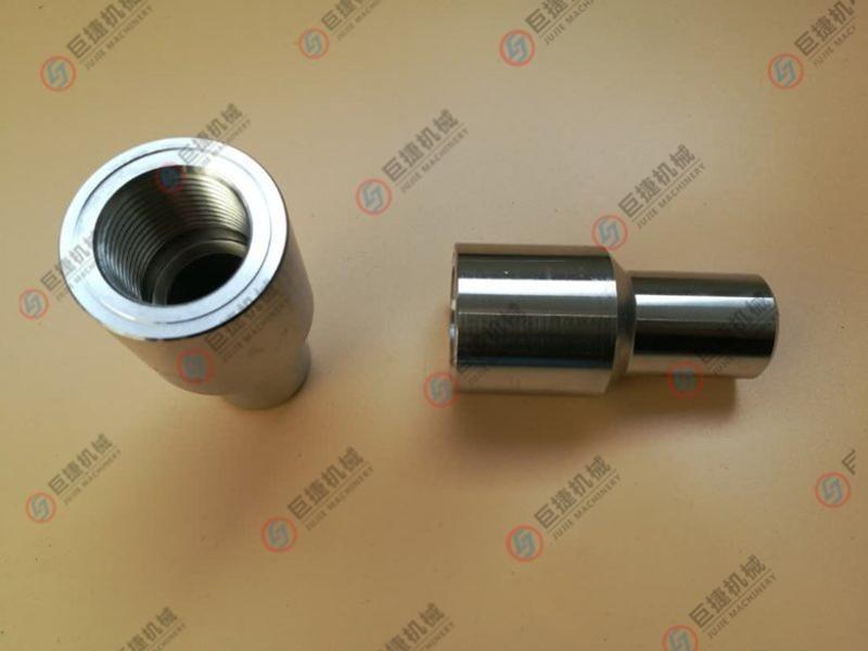 M27*2 304不锈钢双金属/铂电阻/热电偶温度计管嘴 凸台 安装底座