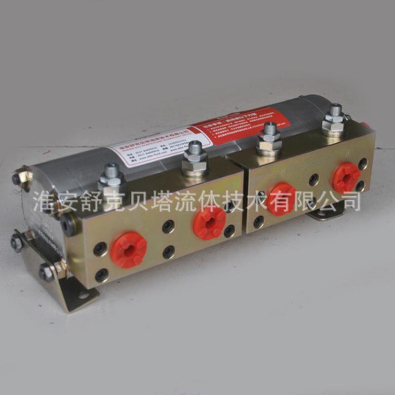CFA1-12X12X12X12-YF-1系列齿轮分流器