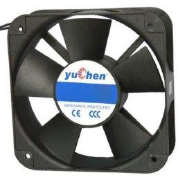 ychb20060方形轴流风机交流散热风扇
