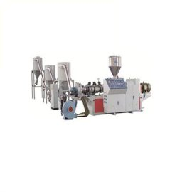 PVC/PE/PP木塑造粒生产线