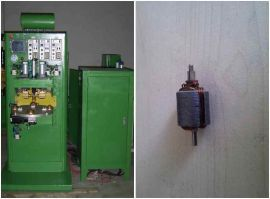 马达转子自动焊机