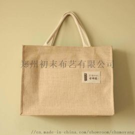 郑州生产棉布袋厂家手提袋